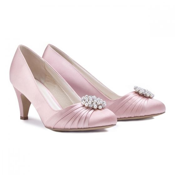 27e14973f16 Fancy Bridal & Wedding Shoes | Pink Paradox London | Wedding Shoes ...