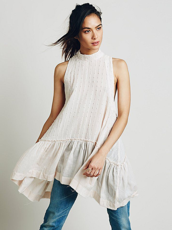 Endless Summer Pretty Tent Tunic at Free People Clothing Boutique
