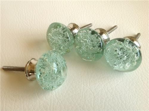 Green Glass Cabinet Knobs And Drawer Pulls: 16 Best Images About Kitchen Cabinet Knobs On Pinterest