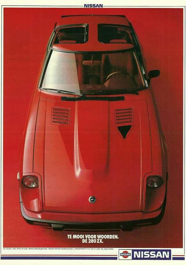 1981 Nissan 280 ZX AD