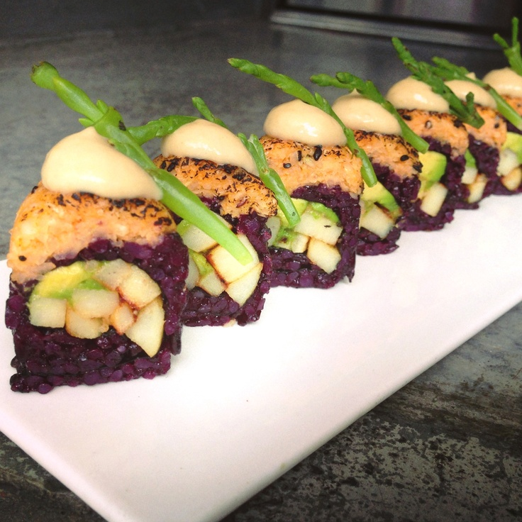 17 Best images about Vegan and Vegetarian Sushi from ...