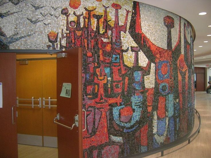 Tory Science Building mosaic at Carleton University So beautiful, best uni in Ottawa