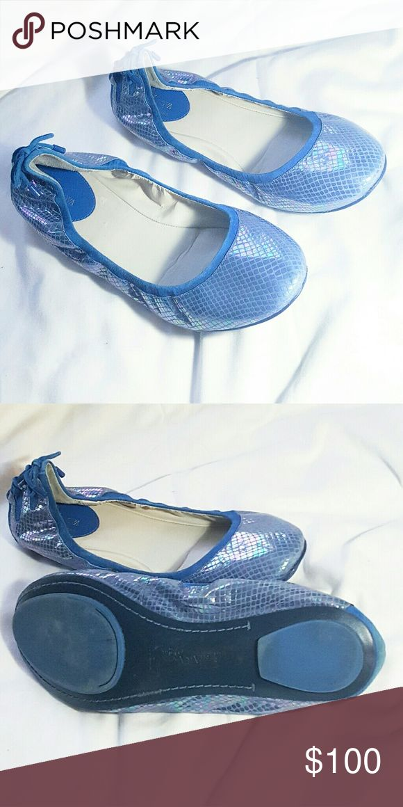 COLE HAAN MARIA SHARAPOVA BALLET FLATS 11 shoes COLE HAAN  RARE SOLDBOUT MARIA SHARAPOVA NIKE AIR ADORABLE ICONIC 11M Great shape Hardly worn Comfortable Cole Haan Shoes Flats & Loafers