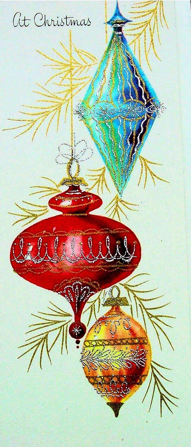 25 Unique Vintage Ornaments Ideas On Pinterest Vintage