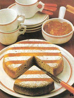 Kuchtím Recepty: Medovo-orechová torta