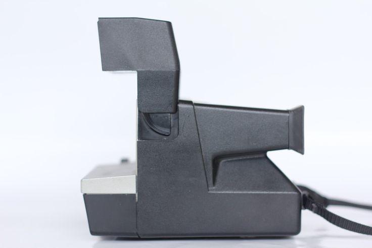 Polaroid Sun 600 LMS Camera by ScenicVintage on Etsy, $25.00