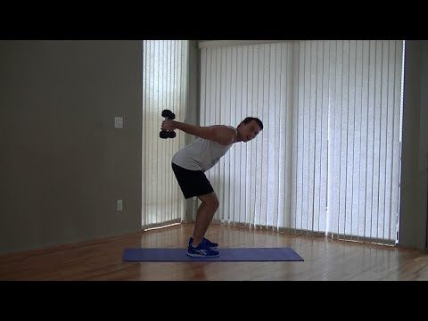 12 Min Home Arm Workout - HASfit Home Arm Workouts at Home - Arms Exercises - YouTube