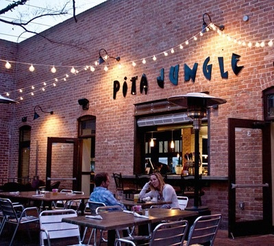 Phoenix Pita Jungle Is A Yummy Healthy Place To Eat Love Me Greek Food Travel Pinterest Downtown Places And