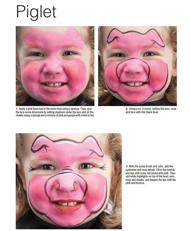Piggy from the Wolfe Brothers book www.sillyfarm.com
