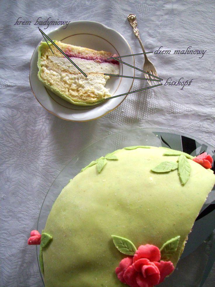 Prinsesstårta – tort księżniczki PRZEPIS