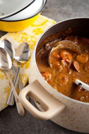 Paula Deen Bubba's Shrimp Gumbo Recipe — PaulaDeen.com