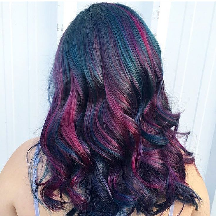 Colorful Hairstyles Inspiration 37 Best Colorful Hairstyles Images On Pinterest  Short Hair Hair