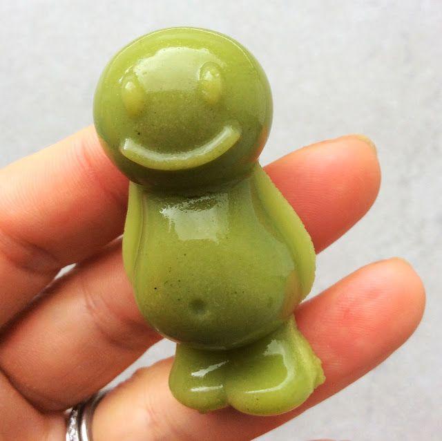 Imperfectly Paleo: Matcha Jelly Babies (Gummies)