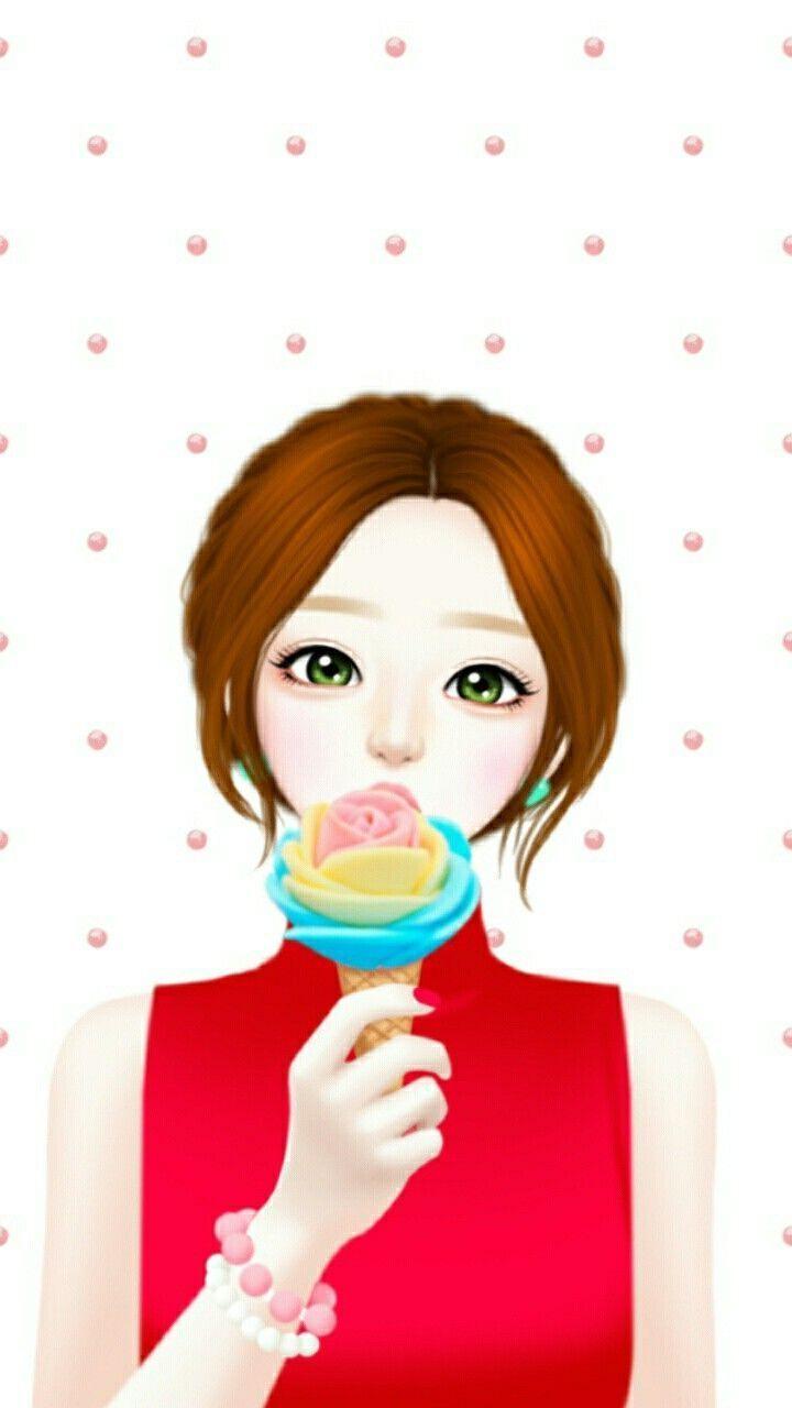 Anime Korea Wallpapers Top Free Anime Korea Backgrounds Wallpaperaccess Anime Korea Korean Anime Cute Kawaii Girl