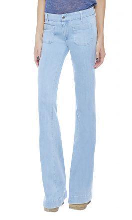 Penelope #seafarer #theseafarer #theseafarerjeans #denim #flares #spring #summer #springsummer #collection #women #apparel #accessories #jeans #classy #style #fashion #bellbottoms #denim #jeans #flares