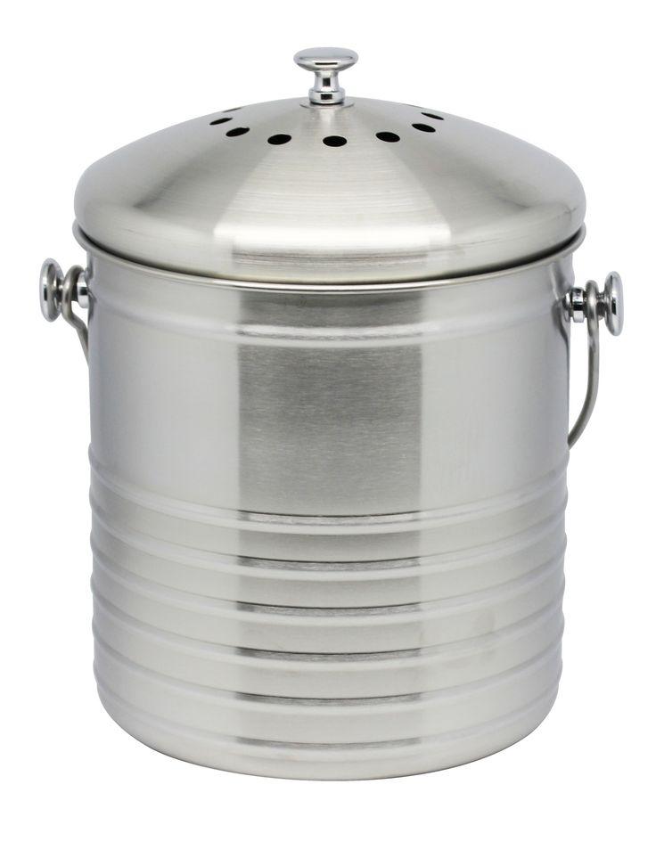 how to make an indoor compost bin