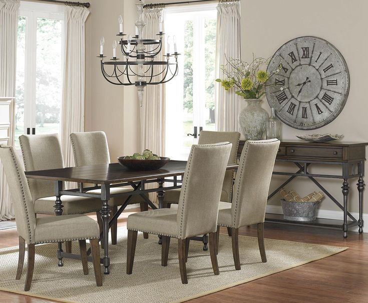 24 Best Dining Rooms Images On Pinterest  Dining Sets Dining Classy Silver Creek Dining Room 2018