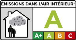 Nouvel étiquetage applicables à l'ameublement pour limiter les pollutions de l'air intérieur des logements