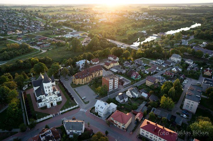 The city of Taurage  #visittaurage