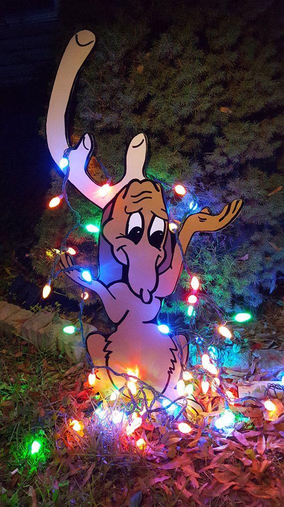 El Grinch y Max robar Navidad  decoración de por HashtagArtz