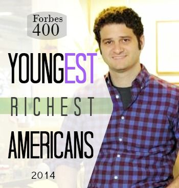 The youngest members of the Forbes 400