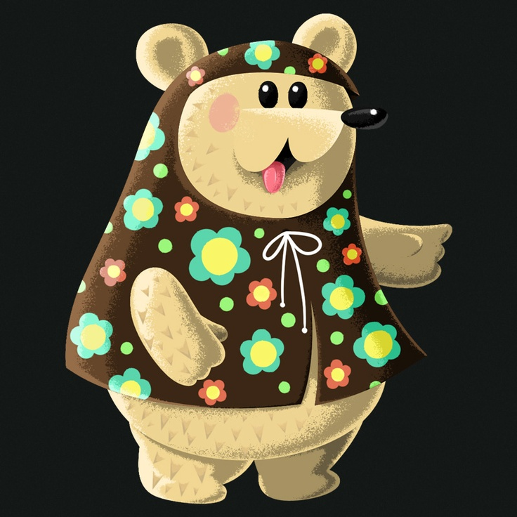 Anima Boutique | Characters | Teddy