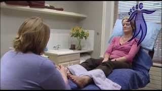 What is Reflexology video from the AoR