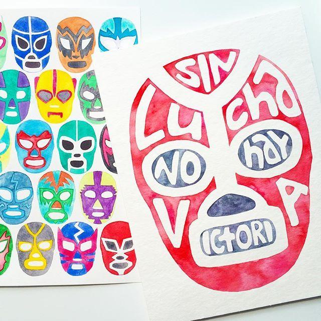 Лучадоров, как гортензий, много не бывает!  Пару дней назад наконец-то присоединилась к @skillshare и теперь до поздней ночи смотрю обучающие видео  Очень вдохновляют уроки от @anavictoriana! Зайдите на ее страничку, если не были там раньше, там такие красоты!❤️ #акварель #скетч #mexicotravel #aquarelle #artcrowds #art_we_inspire #wip #waterblog #watercolor #watercolorart #winsorandnewton #WNspringgiveaway #creativelife #creativeempire #calledtobecreative #cansonpaper #mexico #luchalibre…