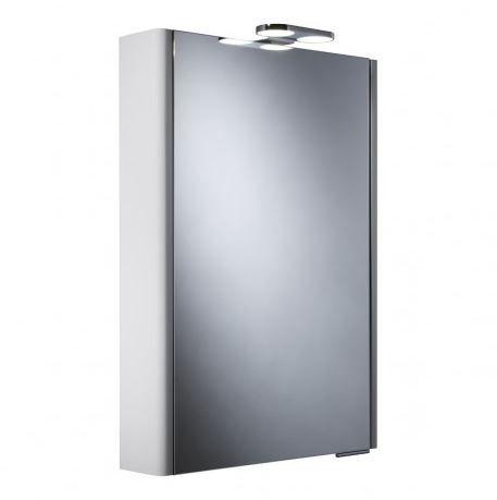 Roper Rhodes Definition Phase Illuminated Single Glass Door Cabinet