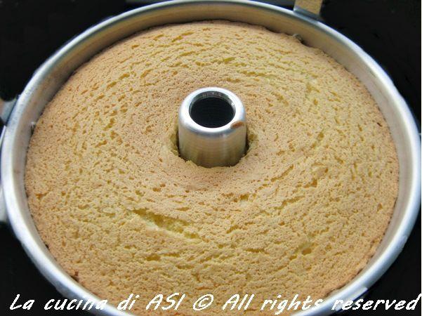 LA CHIFFON CAKE La cucina di ASI