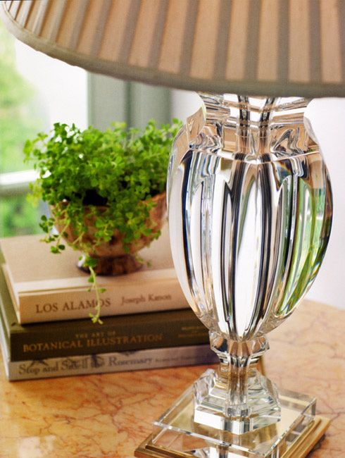 25 best ideas about crystal lamps on pinterest