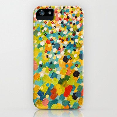 SWEPT AWAY 3 Bold Colorful iPhone 4 4S or iPhone 5 5s 5c by EbiEmporium, $39.00 Bright bold colorful stylish modern abstract acrylic painting design, cheerful rainbow lime grass green ocean waves beach nature splash polka dots spotted lovely, pretty fashionable sweet stylish whimsical trendy chic #iphone #case #cell #phone #gift #cover #plastic #tech #techie #device #colorful #madetoorder #custom #art #abstract #iphone4 #iphone4s #iphone5 #iphone5s #iphone5c