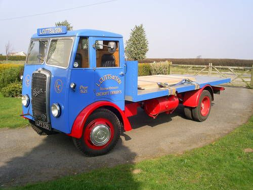 Foden O/G (1954) on Car And Classic UK [C482802]