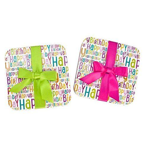 HAPPY BIRTHDAY Gutschein-Geschenkdose