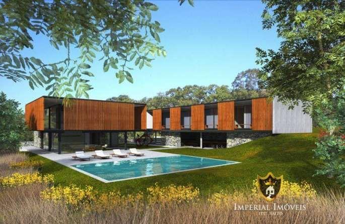 Casa de Condomínio com 5 Quartos à Venda, 1095 m² por R$ 8.500.000 Condomínio Fazenda Boa Vista, 00 Condominio Fazenda Boa Vista, Porto Feliz, SP, Foto 1