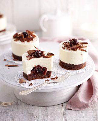 Schichtkäse-Sahne-Törtchen (Best Mini Muffin)