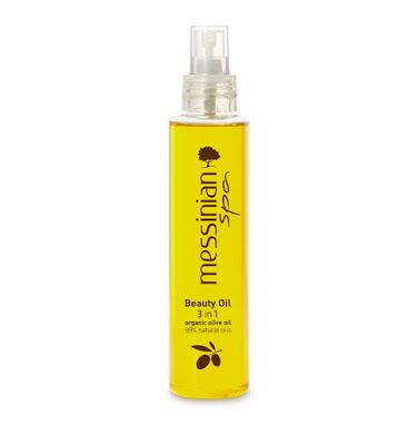 1 in 3, Messinian Spa, beauty oil