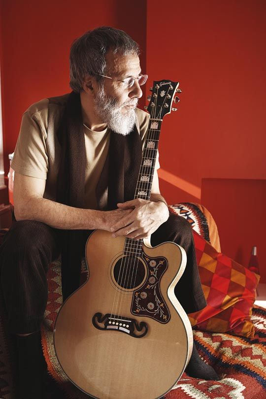 Yusuf Islam (Cat Stevens) New Album Nov. 2014.......he sounds better than ever. If you're a fan, you will love it. Spread the word. The world needs more of this.