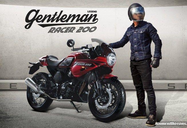 Gpx Gentleman Racer 200 ម នលក ន ទ ផ ស រខ ម រហ យ