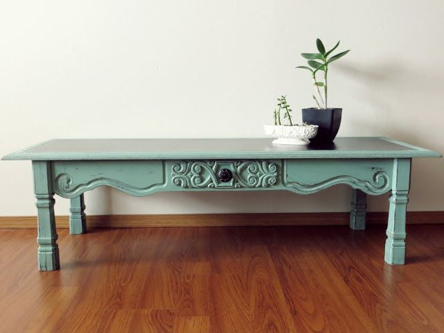 Namely Original: Distressed Coffee Table Tutorial - 25+ Best Ideas About Distressed Coffee Tables On Pinterest
