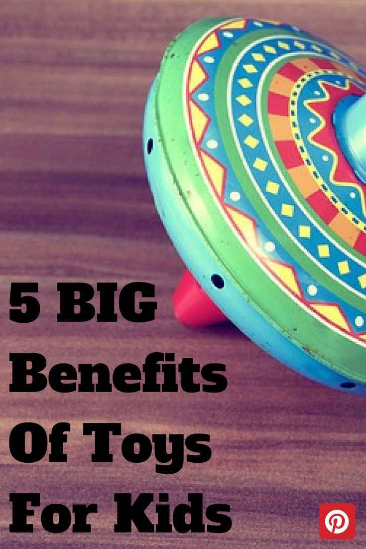 5 BIG Benefits Of Toys For Kids Toys are one of the best gifts a child can ever receive. Not