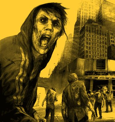 .: Galleries, Zombies Inva, Zombie Invasion, Urban Zombies
