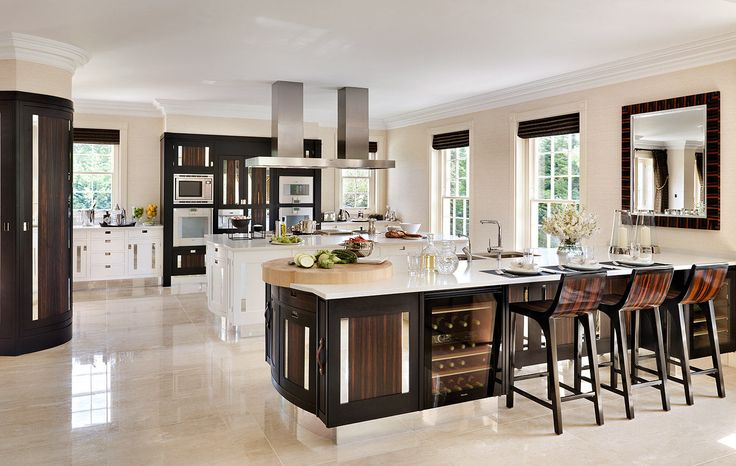 Kitchen With Two Islands - Yahoo Image Search Results