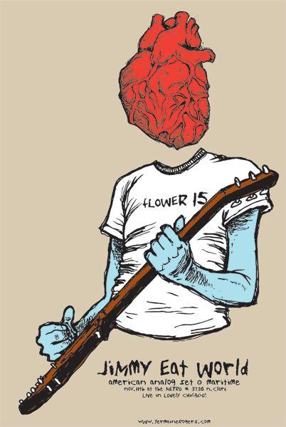 Jimmy Eat World 11.11.05