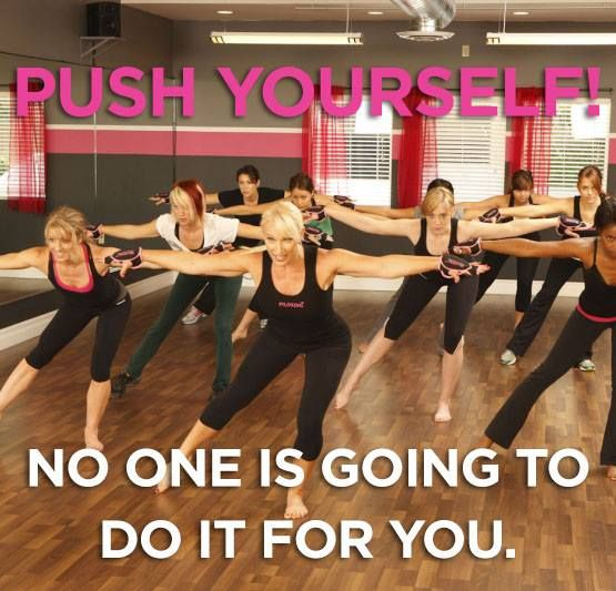 MOTIVATION MONDAY: What keeps you motivated to stay in shape?