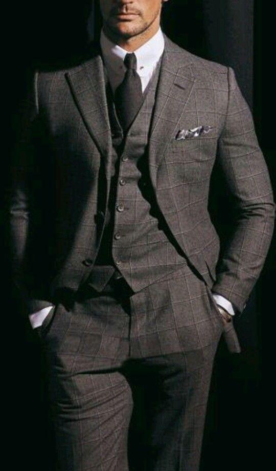 look like gentleman