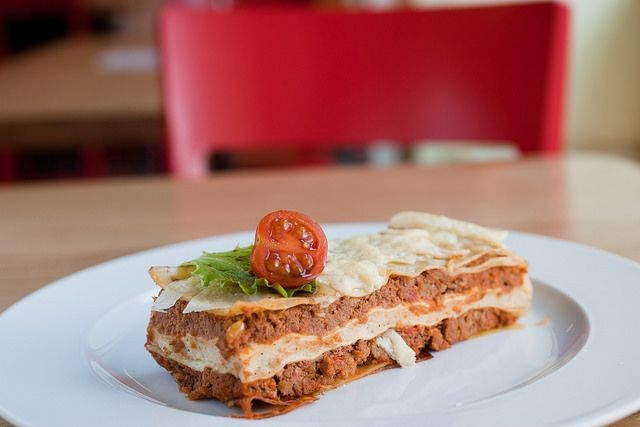 #Lasagne Bolognese // www.bistrofranz.cz