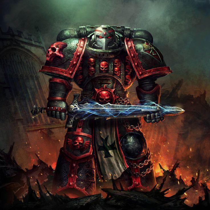 Warhammer 40000,warhammer40000, warhammer40k, warhammer 40k, ваха, сорокотысячник,фэндомы,Space Marine,Adeptus Astartes,Imperium,Империум,Commission,AlienTan