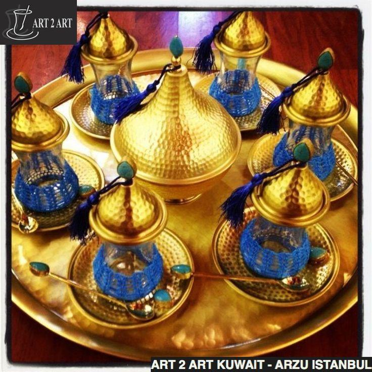 80 Best Arabic Tea Set Images On Pinterest