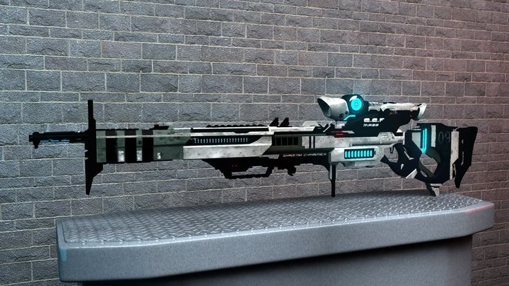 The makers of the Imperium bring you a sniper rifle sure to please: the Fletcher Specter – a electro-thermal sniper-rifle loaded with a super-sized round ...